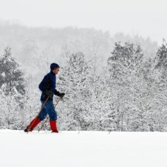 Brrrrrr Snow predicted for Thursday