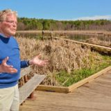 Fitzgerald Lake group unveils raised boardwalk, extended dock