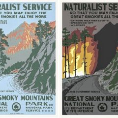 New posters imagine National Parks in 2050: It's not pretty