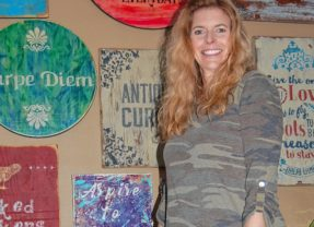Marie Paynter:Art of Upcycling