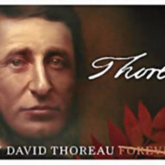 US Postal Service issuing new Thoreau stamp at Walden Pond