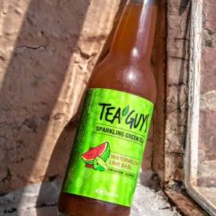 Need a new beverage? Tea Guys unveils sparkling drink
