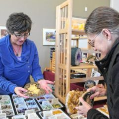 Mineral, gem enthusiasts marvel at nature during GCC show