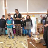Local students get environmental instruction from AmeriCorps volunteers