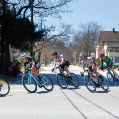 PHOTOS: Second day of cycling sees some smooth riding