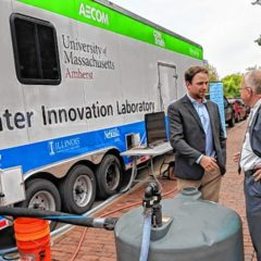 UMass' mobile lab is new frontier in water testing