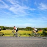 PHOTO: Cycling into summer solstice
