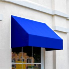 Block sun's heat with awnings