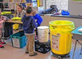 Editorial: Composting: Kids have got it down pat
