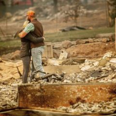 Hope slims as crews search for more California fire dead