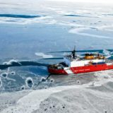 Earth Matters:Mission to a vanishing sea-ice landscape, Part 1: Icebreaking