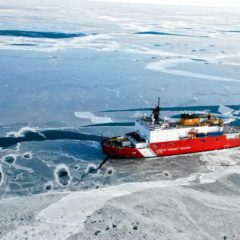 Earth Matters: Mission to a vanishing sea-ice landscape, Part 1: Icebreaking