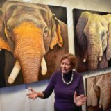 In case you missed it:Dawn Siebel's animalportraits are where the wild things are
