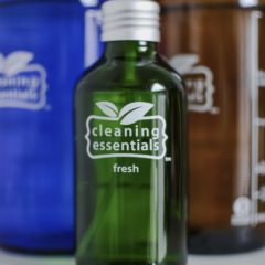 Making your own cleaning products?
