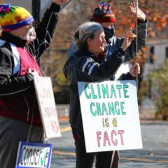 Weekly gatherings promote conversations on Climate Change