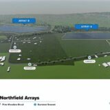 Three dual use solar arrays proposed for Pine Meadow Road in Northfield